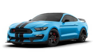 2020 Ford Mustang Shelby GT350 Fastback coupe