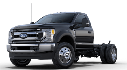 2021 Ford Chassis Cab F-450 XLT Commercial-truck
