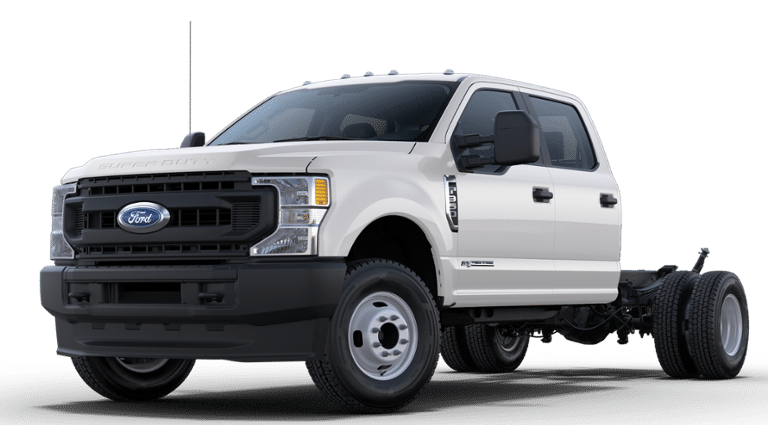 2022 Ford F-350 Chassis Commercial-truck