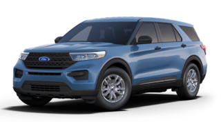 2020 Ford Explorer Base 4WD SUV