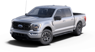 2021 Ford F-150 XLT 4x4 XLT  SuperCrew 5.5 ft. SB