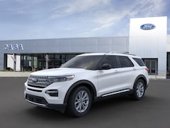 New 2021 Ford Explorer Limited SUV 201299 in El Paso, TX