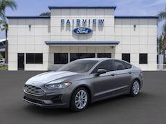 New 2020 Ford Fusion Hybrid SE Sedan for sale in San Bernardino