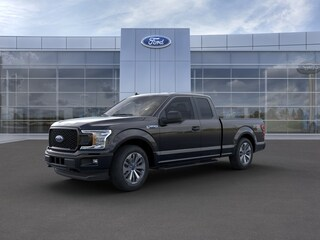 2020 Ford F-150 STX XL 4WD SuperCab 6.5 Box