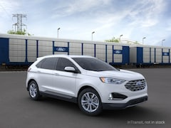 New 2020 Ford Edge SEL Crossover 2FMPK4J93LBB08186 in Rochester, New York, at West Herr Ford of Rochester