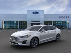 New 2020 Ford Fusion SEL Sedan for sale in Holly, MI