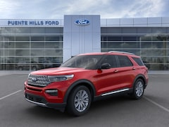 New Ford for sale 2021 Ford Explorer Limited SUV in City of Industry, CA