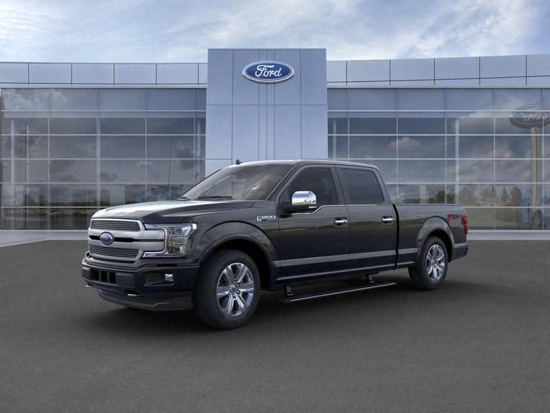 New 2020 Ford F-150 Platinum Truck in Merrillville, IN