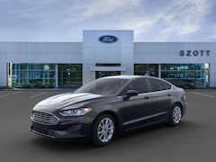 New 2020 Ford Fusion SE Sedan 3FA6P0HD4LR255127 in Holly, MI