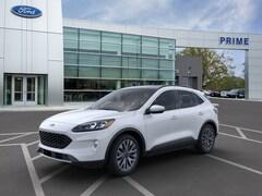 New 2020 Ford Escape Titanium SUV in Auburn, MA