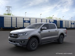 New 2021 Ford Ranger Lariat Crew Cab Pickup Idhao Falls