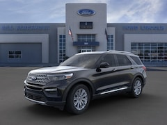 New 2020 Ford Explorer Limited SUV for sale in Yuma, AZ