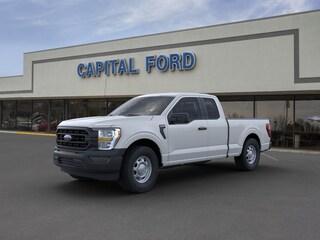 2021 Ford F-150 XL Truck SuperCab Styleside