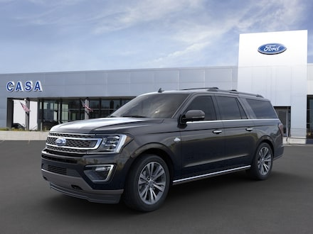 Featured New 2020 Ford Expedition Max King Ranch SUV for Sale in El Paso, TX
