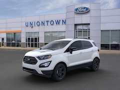 New 2021 Ford EcoSport SES AWD SES  Crossover for Sale in Uniontown, PA