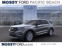2020 Ford Explorer XLT XLT RWD for sale in San Diego at Mossy Ford
