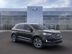 New 2020 Ford Edge SEL Crossover 2FMPK4J90LBA95817 in Rochester, New York, at West Herr Ford of Rochester
