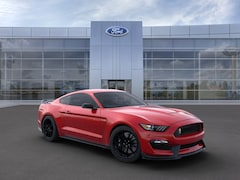 New 2020 Ford Mustang Shelby GT350 Coupe 1FA6P8JZ5L5550454 in Rochester, New York, at West Herr Ford of Rochester