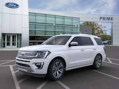 New 2020 Ford Expedition Platinum SUV in Auburn, MA