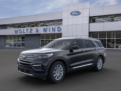 2020 Ford Explorer Limited SUV 1FMSK8FH2LGC33559