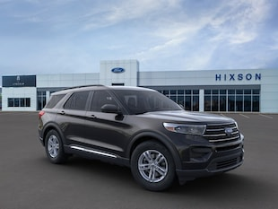 2020 Ford Explorer XLT SUV Rear Wheel Drive