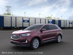 New 2021 Ford Edge Titanium Crossover For Sale in West Chester, PA
