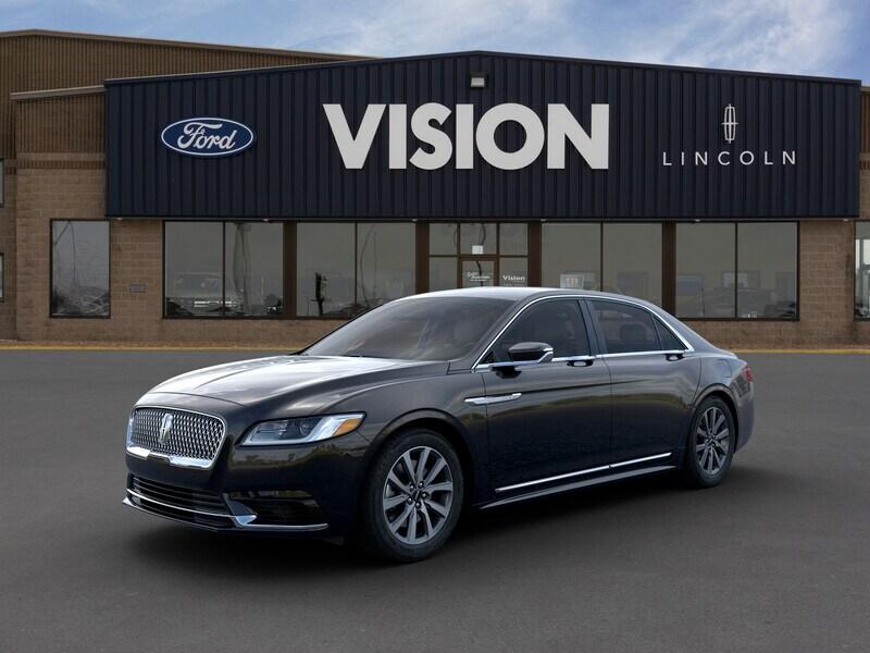 2019 Lincoln Continental Front-wheel Drive Sedan