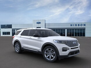 2020 Ford Explorer Platinum Intelligent 4 Wheel SUV