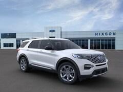 All-New 2020 Ford Explorer Platinum SUV Intelligent 4 Wheel For Sale in Alexandria, LA