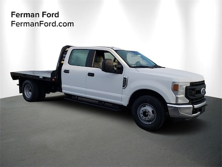 2021 Ford Chassis Cab F-350 XL Truck Crew Cab