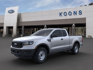 2020 Ford Ranger XL Truck SuperCab