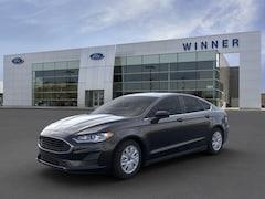 New 2020 Ford Fusion S Sedan for sale in Dover, DE