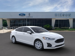 2020 Ford Fusion S Front-Wheel Drive (F Sedan