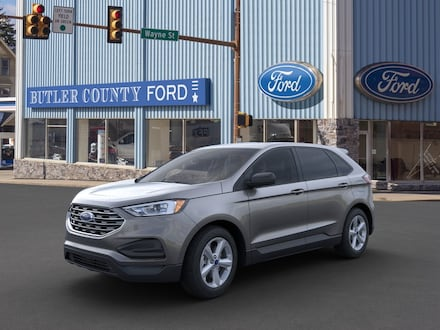 Featured New 2021 Ford Edge SE Crossover for Sale in Butler, PA