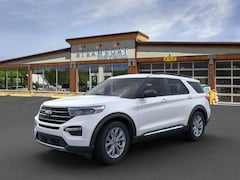 New 2020 Ford Explorer XLT SUV For Sale in Steamboat Springs, CO