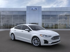 New 2020 Ford Fusion SE Sedan FAL200037 in Getzville, NY