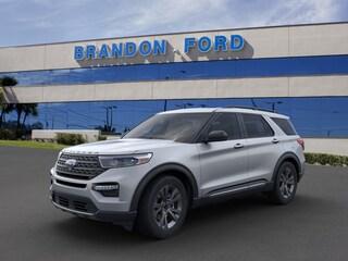 2021 Ford Explorer XLT XLT RWD