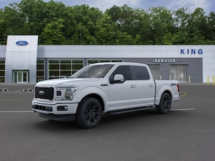 2020 Ford F-150 Lariat Truck 1FTEW1E42LFC28850
