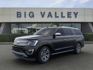 2021 Ford Expedition Max Platinum Sport Utility