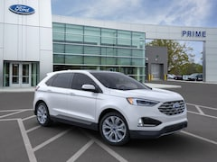 New 2020 Ford Edge Titanium SUV in Auburn, MA