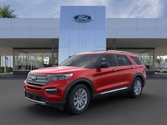 2020 Ford Explorer Limited SUV foe sale near Irvine