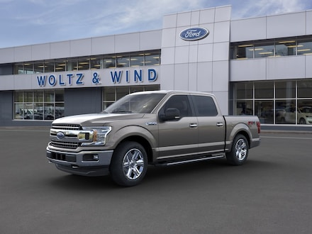 2020 Ford F-150 COURTESY LOANER SAVE BIG Truck SuperCrew Cab 1FTEW1EP3LFB29416