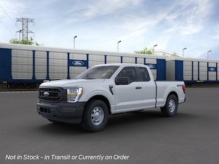 2021 Ford F-150 XL Truck SuperCab Styleside 1FTEX1EP8MFC51235