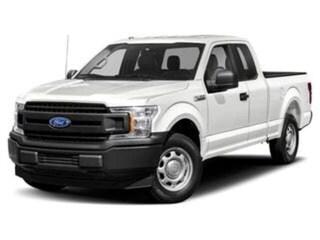 2020 Ford F-150 XL 4WD Truck SuperCab Styleside