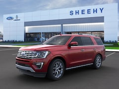 New 2019 Ford Expedition Limited SUV for sale near you in Warrenton, VA