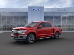 2020 Ford F-150 Lariat 4WD Supercrew 5.5 Box Truck