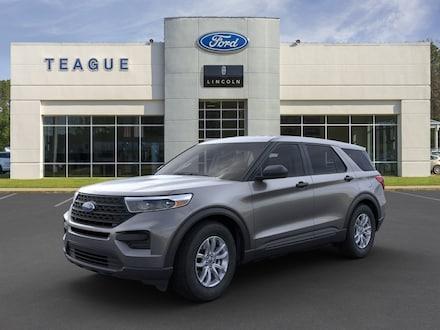Featured new 2021 Ford Explorer Base SUV for sale in El Dorado, AR