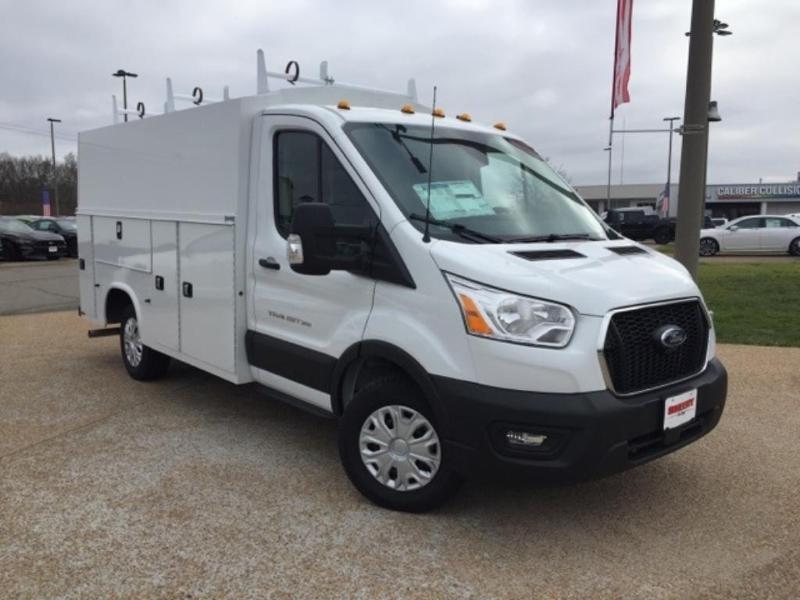 Ford Transit-350 Cutaway