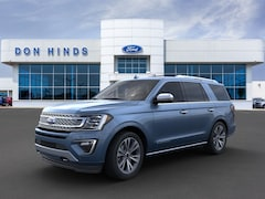 New 2020 Ford Expedition Platinum Platinum 4x4 in Fishers, IN