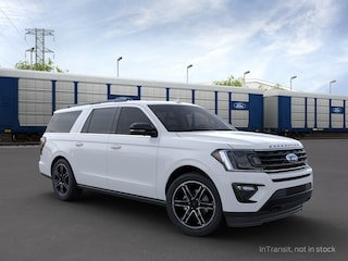 New 2020 Ford Expedition Limited MAX SUV in Hamburg, NY